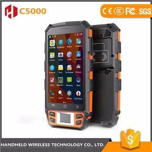 Feine verarbeitung hoher qualität handheld C5000 robusten ip65 andrioid 4g pda ziel pda