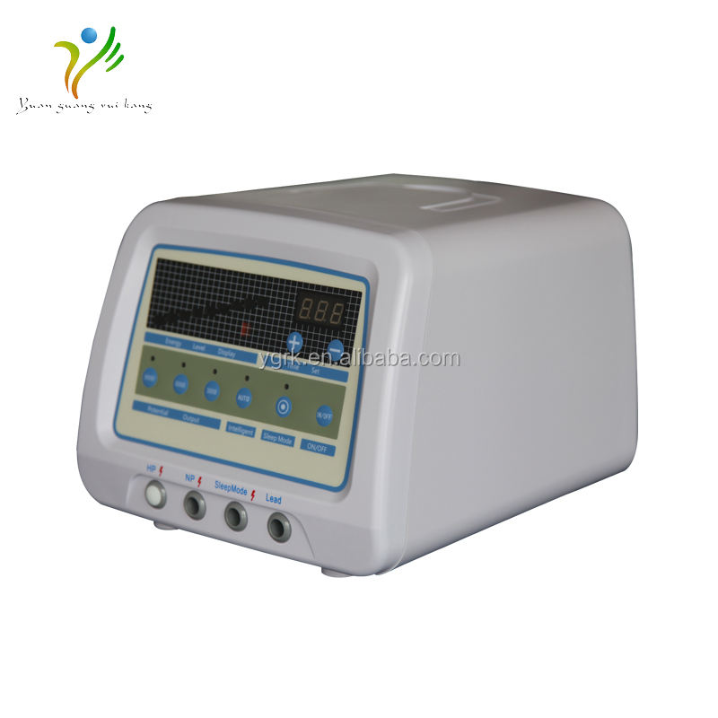high frequency ultra negative potential therapy and sleep mode treatment machine for sleeping