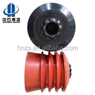 API Casing Anti-rotating Cementing Plugs