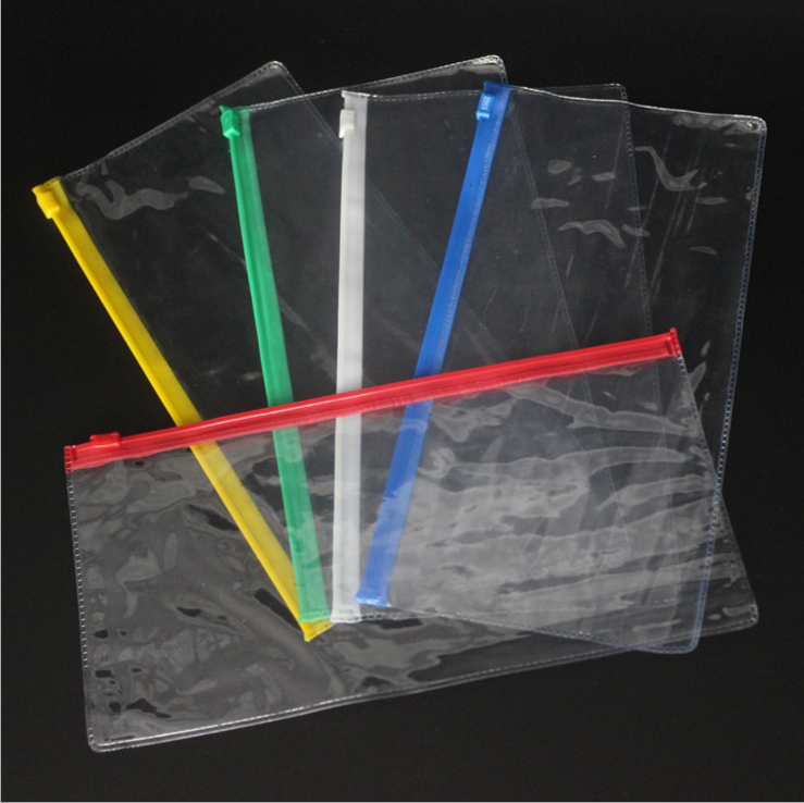 Snelle Levering Kantoor Transparante Pvc Plastic <span class=keywords><strong>Document</strong></span>
