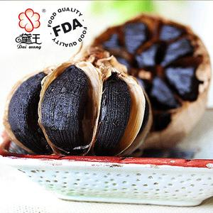 Fermented organic whole bulb black garlic Factory price