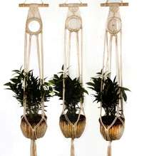 Home theatre system Plant Hanger, smart home macrame plant hangers  home furniture decorative plant hangers