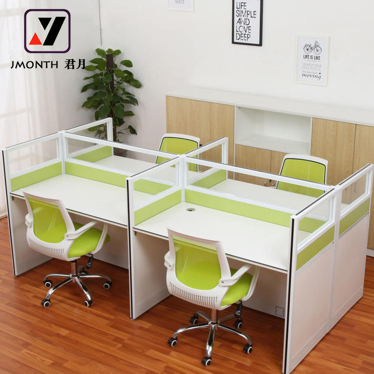 Cheap Cubicles White Office Partition And Workstation