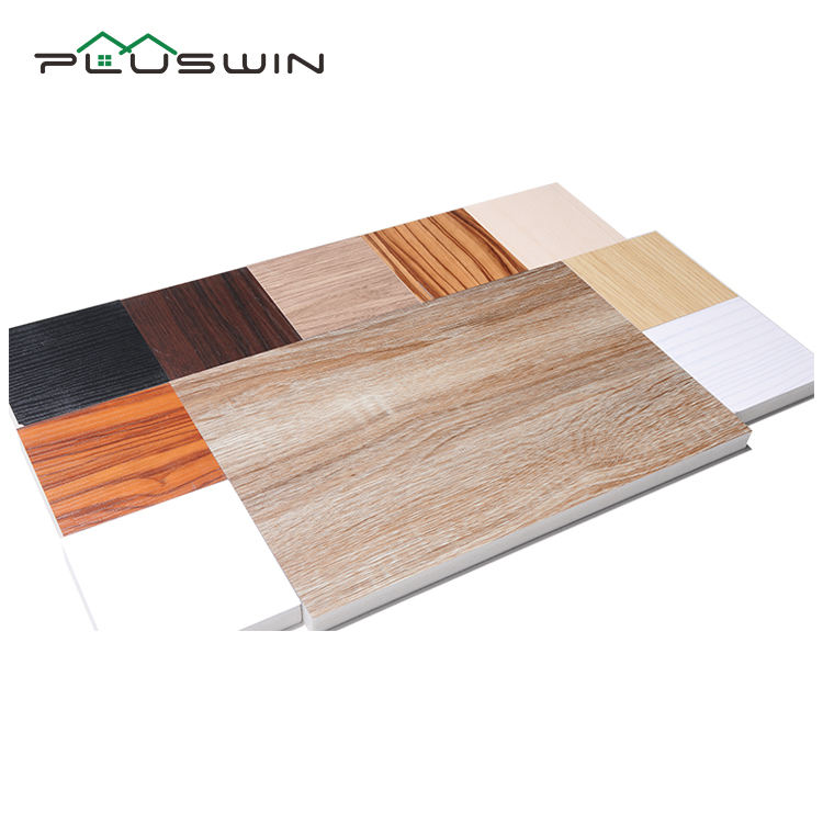 Laminate PVC Foam Core Sheet Wooden Foam Board For Furniture