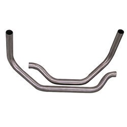 Custom Precise Metal tube bending parts pipe bend fabrication bend stainless steel tube