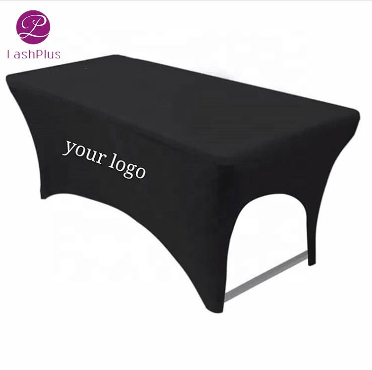Wholesale hot selling Massage bed Sheet Beauty Bed Cover spandex table cover