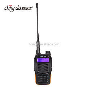 CD--X3UV Ganda Tali VHF UHF Ham Radio Ganda Tali Walkie Talkie Transceiver