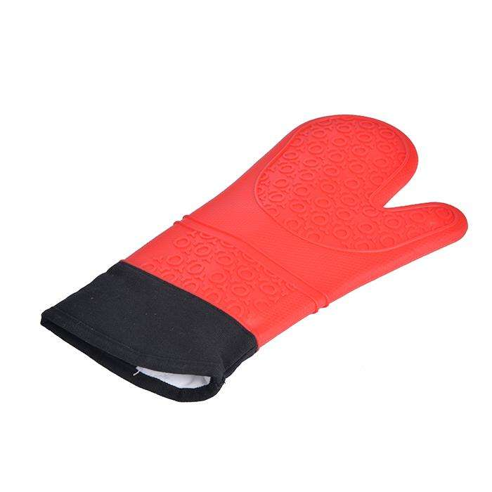 Wholesale Kitchen Heat Resistant Silicone Microwave Oven Gloves