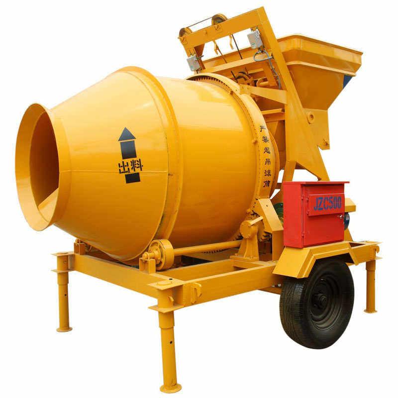 Reasonable price 300 litre towable tractor concrete mixer for sale