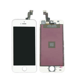 Para el iPhone de Apple 5S G OEM pantalla LCD, para el iPhone 5S luces LED mod Kit