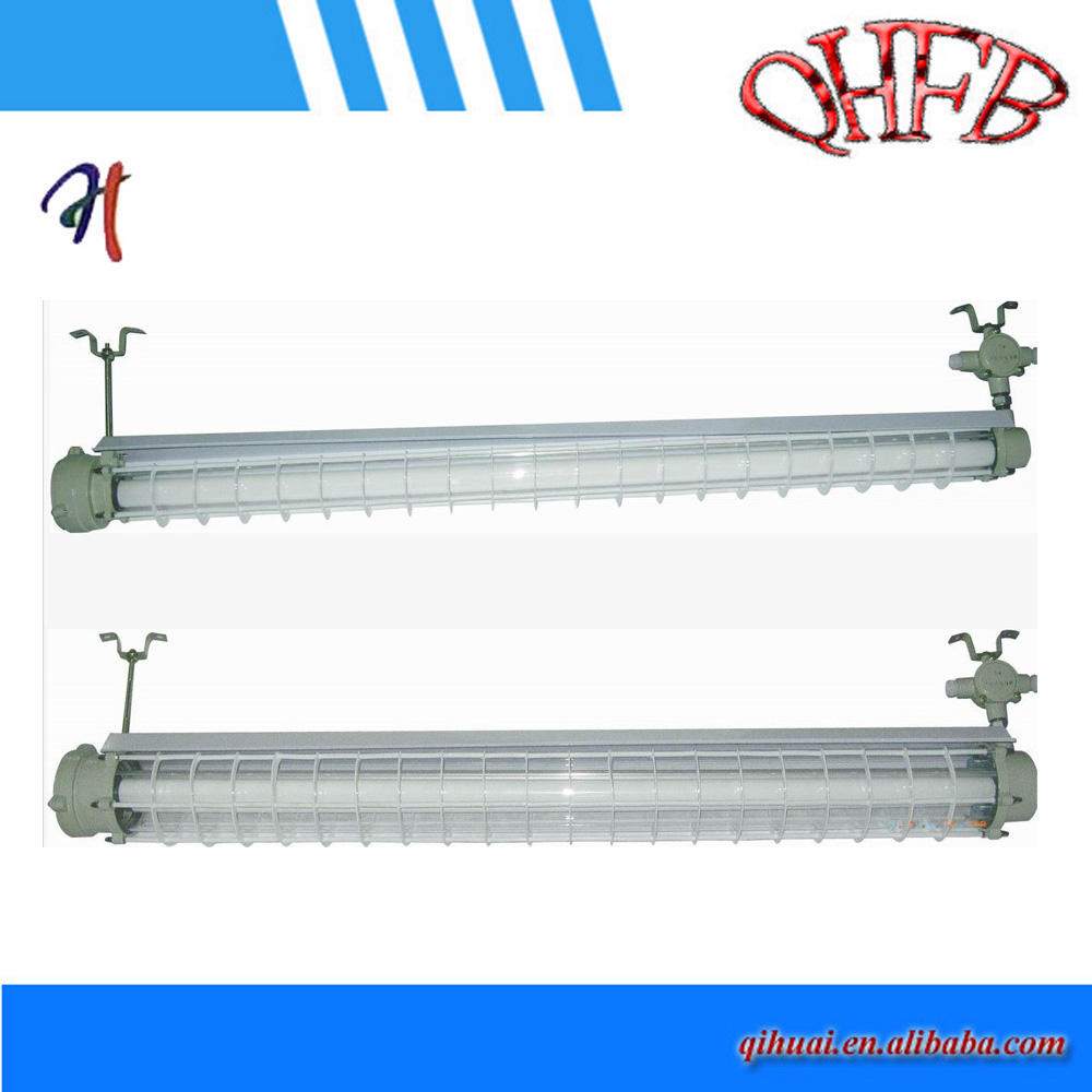 Illuminator Fluorescent Twin Tube Explosion Proof Light
