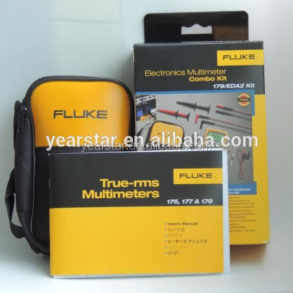 Hot-Sales Fluke Electrical Instruments/ Digital Multimeters Fluke 179/EDA2 KIT