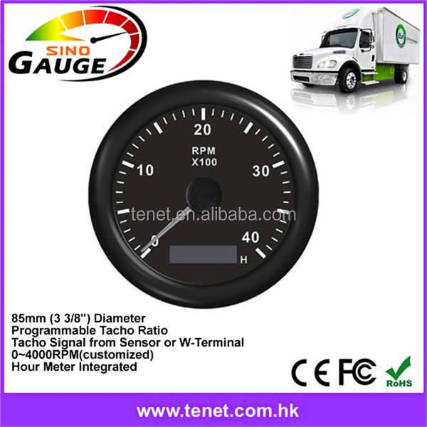 Auto Meter 201005 427 Series 4 Speedometer