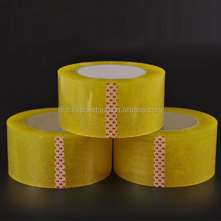 Best Quality Self Adhesive Single Sided Edging BOPP tape jambo rolls