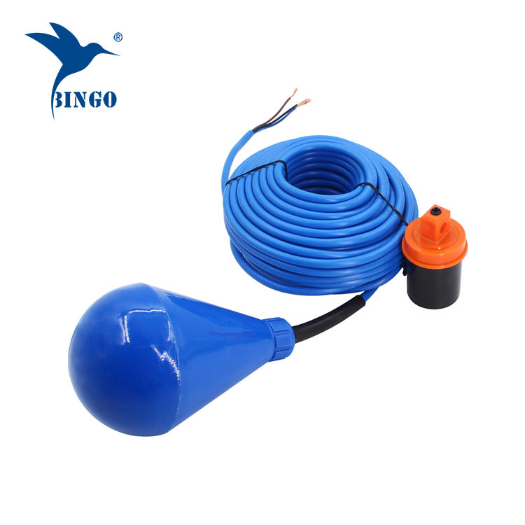 high temperature 0-60 electrical water level control float switch water pump flow switch