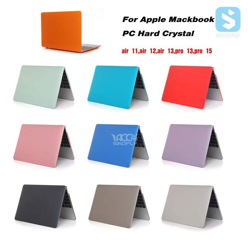 Hard PC Back Case for MacBook Air 11 12 13 15 inch ,case for macbook pro 13 15 inch, for Retina 13.3 15.4 inch