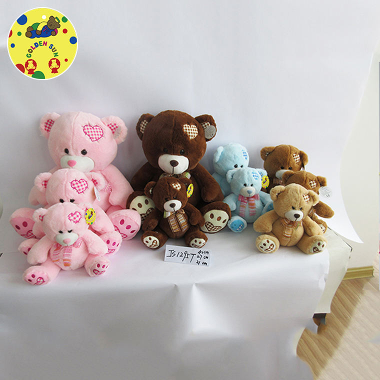 Alibaba china Wholesale baby teddy bear pets toys and accessories