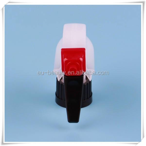 28/410 colorido pulverizador de gatilho pumo para detergente líquido