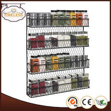 Fully stocked factory directly corner spice rack