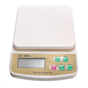 SF-400A Cheap Digital Kitchen Scale Electronic Food Scale 10kg
