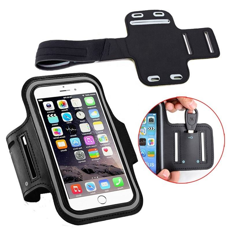 Hot Koop Mobiele Telefoon Accessoires Running Sport Armband Mobiele Case Covers Voor Iphone 6 6 S 7 Plus 8 X xs Xr Max