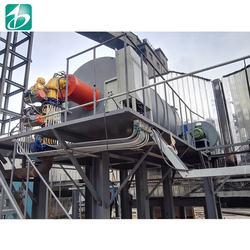 Industrial blast furnace ceramic heater hot air stove