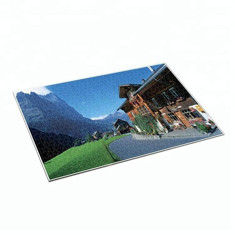 Shantou Ruittoys Scenic <span class=keywords><strong>Spot</strong></span> Karton 500Pcs Puzzel Groothandel