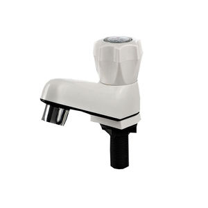 Cold water basin plastic pvc water tap