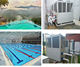 Degaulle economical and practical High Efficiency Swimming Pool air source Heat Pumps water heater
