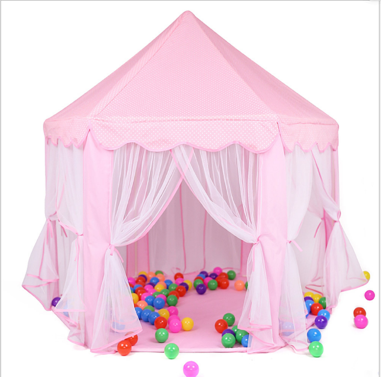 Indoor outdoor prinses <span class=keywords><strong>kasteel</strong></span> <span class=keywords><strong>kinderen</strong></span> playhouse baby anti-muggen mesh tent kids play tent <span class=keywords><strong>kinderen</strong></span> <span class=keywords><strong>kasteel</strong></span> tent