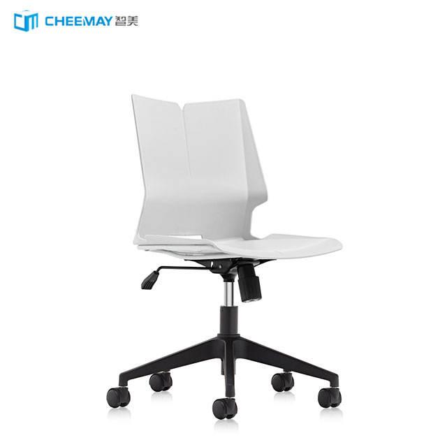 <span class=keywords><strong>Polyvalent</strong></span> polypropylène blanc chaise en plastique