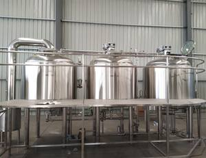 1000l เบียร์เบียร์, jacketed conical fermenter, craft