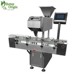 Pharmaceutical factory automatic tablet counter machine