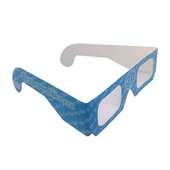 Innovative Paper Chromadepth 3d Glasses