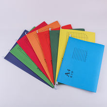 Eco-friendly paper suspension file folder office school FC A4 size hanging file folders