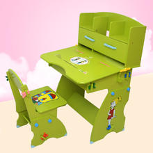 Lifting Children Learning Table Student Reading Book Student Table And Chairs
