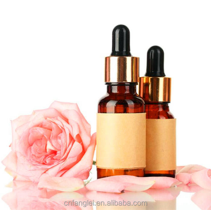 Rose Pure Essential Oils Plant Fragrance Moisturizing Face Body Skin Care SPA Perfume Massage Essential Oil