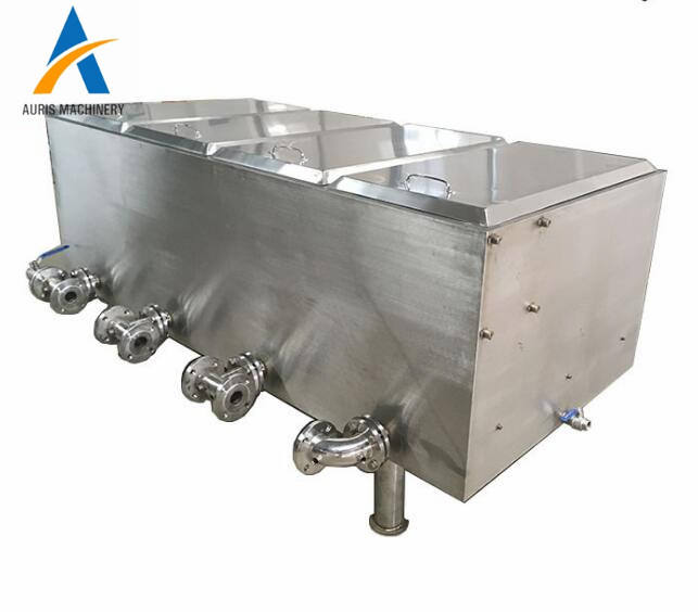 Stainless Steel Chocolate Processing Machine for melting cocoa butter and cocoa oil
