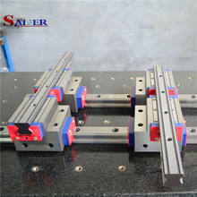 35mm high precision cross linear guide with Max rail length 4000mm