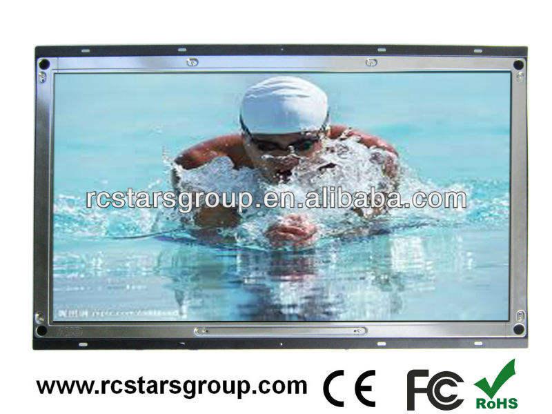 32 inç TFT lcd ekran monitörler OEM/ODM hizmeti
