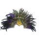 China Trading Promotional Feather Crafts High Quality Peacock Feather Headdress