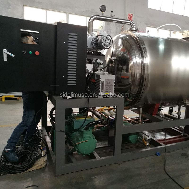 Freeze Drying Equipment Dryer Or Lyophilization for Industrial