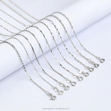 925 Sterling Silver Italian Chain for Necklace