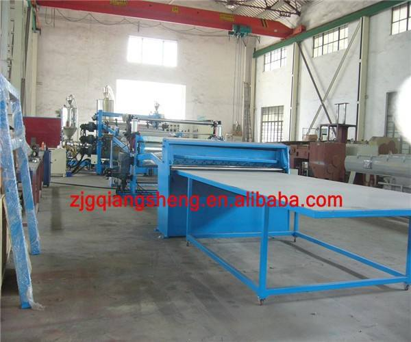 PET Clear Sheet Extrusion Machine/PET Sheet Production Line