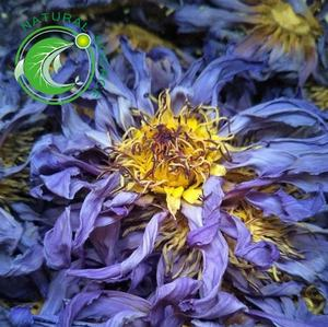 Wholesale Salable Natural Fresh Dried Blue Lotus Flower For Herbal Tea