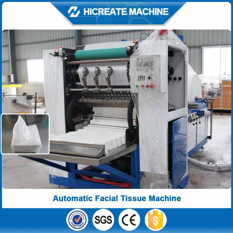 china supplier changzhou machinery facial tissue For Used Cross Paper Folding Machine