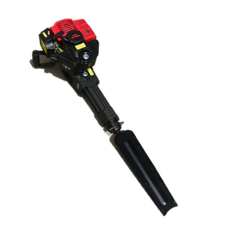 52CC gasoline earth auger 1.9kw/7000r/min earth auger Ground drilling machine