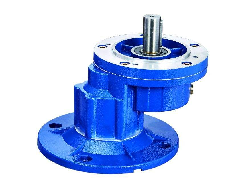 PC helical gear reducer