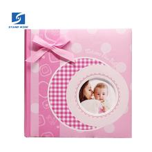 manufacturer handmade customizable souvenirs paper scrapbook photo album concept Baby custom baby photo booth album book