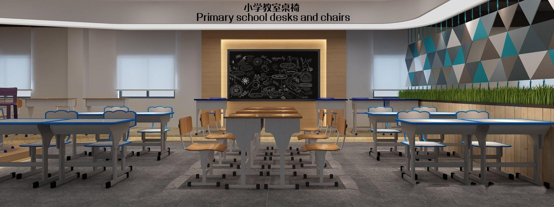 Guangzhou Everpretty Furniture Co Ltd School